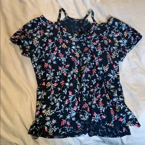 Lucky Brand | Floral Top